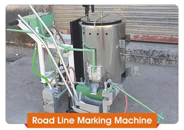 Thermoplastic Road Marking Machine Thermoplastic Road